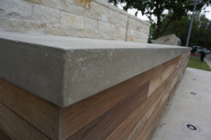austin concrete countertops outdoor